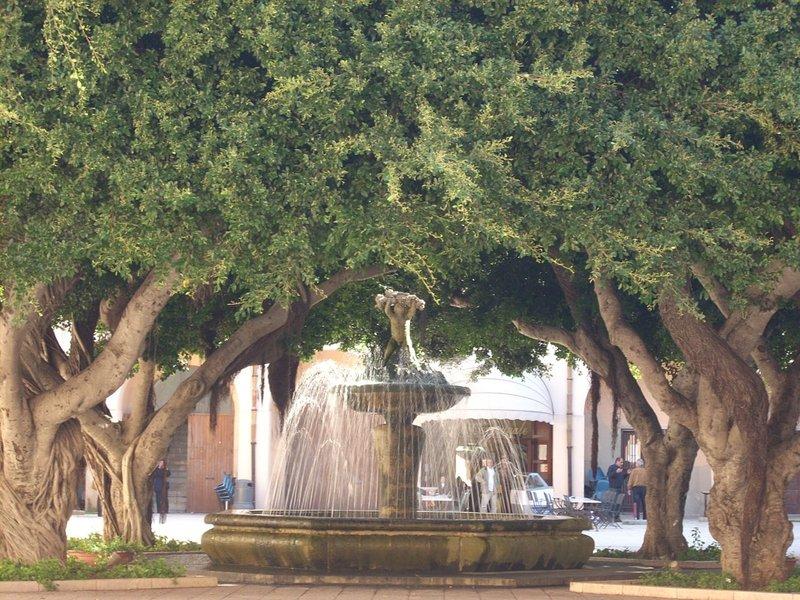 Marsala Fountain