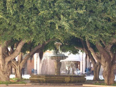 Marsala Fountain