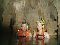 Cenote Snorkeling