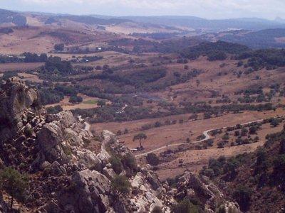 Jimena in Spain Europe