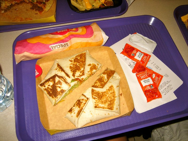 Crunchwrap Supremes have never tasted so good!