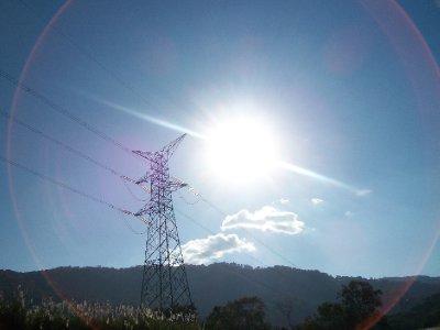 Mid Day Sun