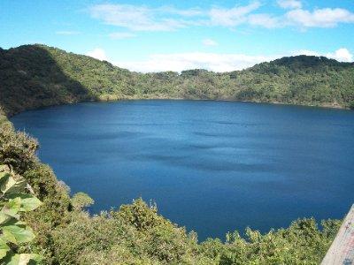 Lago de Volcán Ipala