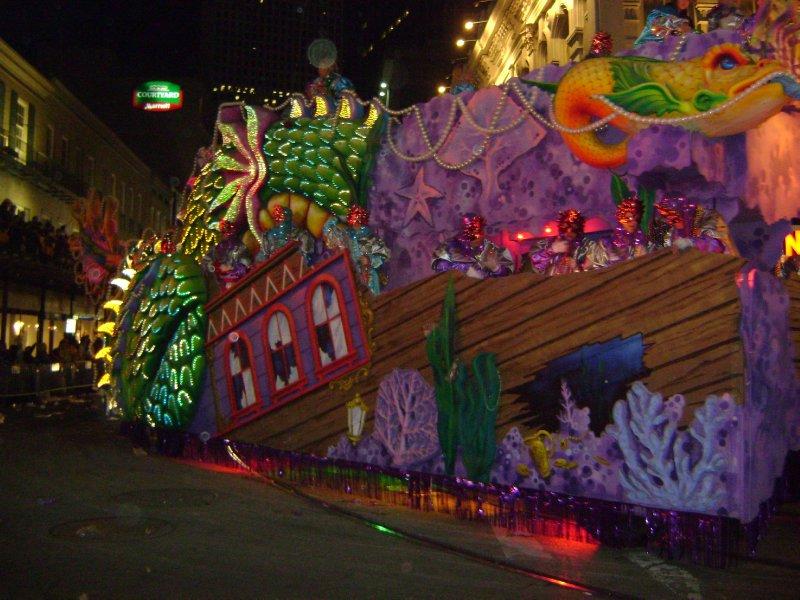 Mardi Gras 2009