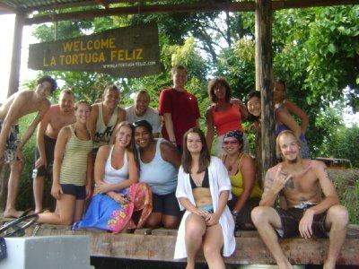 Welcome to La Tortuga Feliz