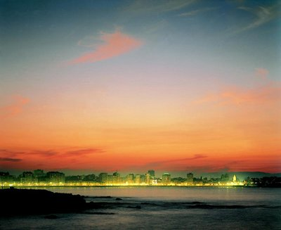 Gijon Sunset