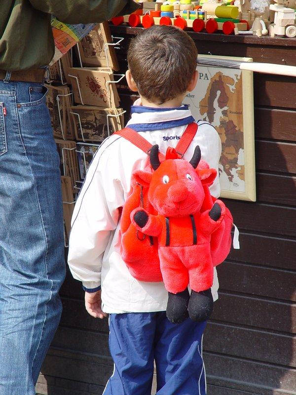 Bratislava Backpack