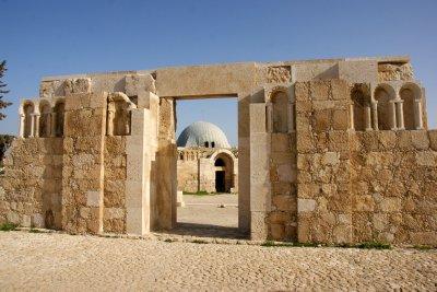 Amman Citadel Hill