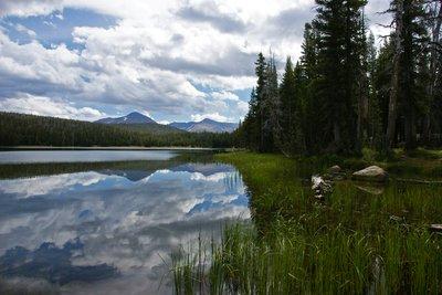 Dog Lake, Yosemite Park, California