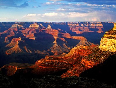 Grand Canyon early morning, Arizona, US