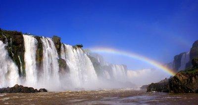 Iguacu Falls in Argentina