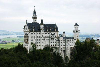 Neu Schwanstein Castle, Schwangau, Germany