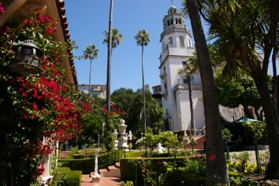 Hearst Castle, San Simeon, California, US