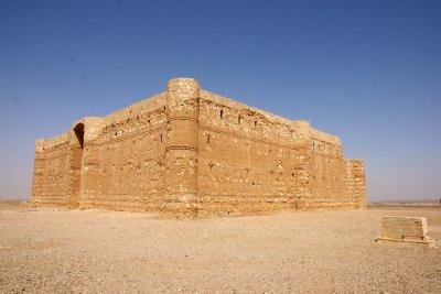 Qasr al-Karana desert castle