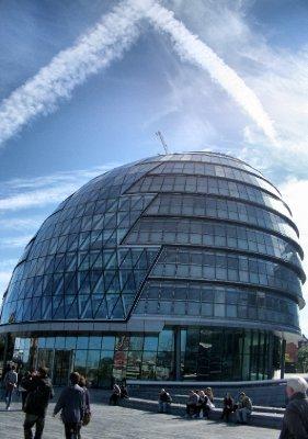 Mairie de Londres