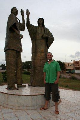Alex, Kadafi et Compaoré