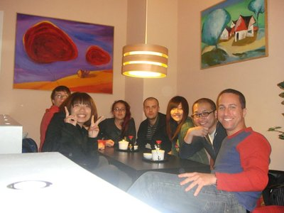 Photo de groupe!