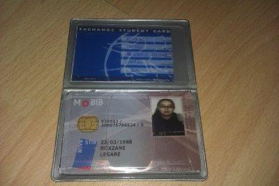 Même avec 3 cartes d'identités, on réussi à massacrer mon nom!