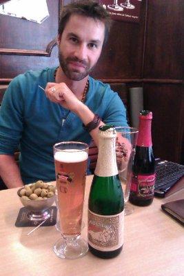 Martin et la bière belge