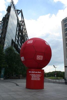 Ballon géant!