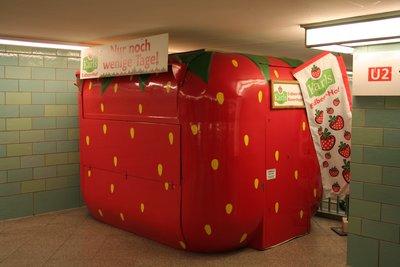 Karls Erdbeerer-Hof : Les fraises de Karl