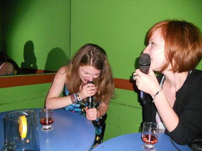 The Best Karaoke-ists EVER!