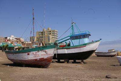 Pimentel Beach.