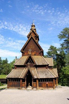 Stav church