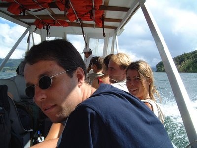 Boat to (La) Fortuna