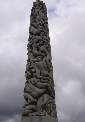 Monolyth at Vigelands Park