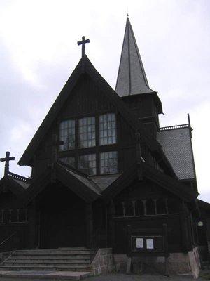 Holmenkollen kirke