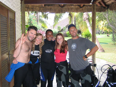 PADI Open Water certified!
