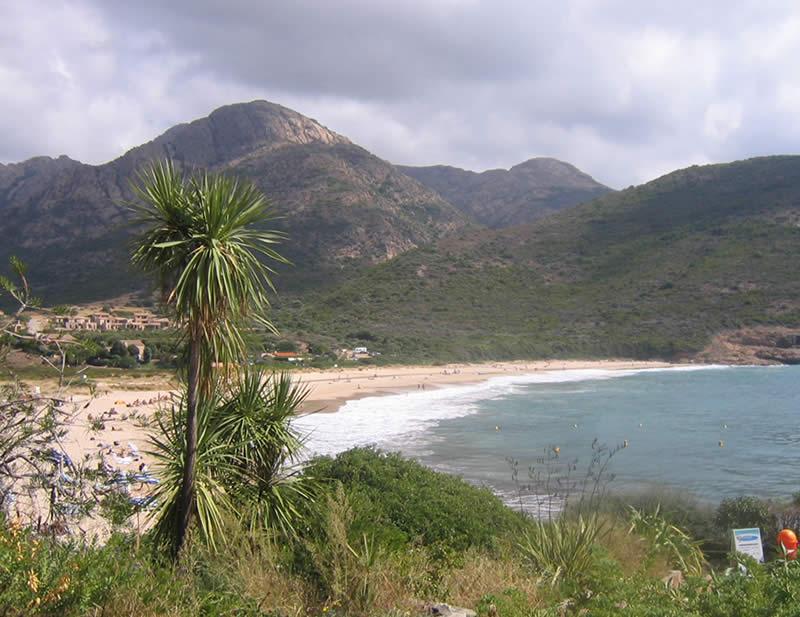 Beach in Corsica (2)