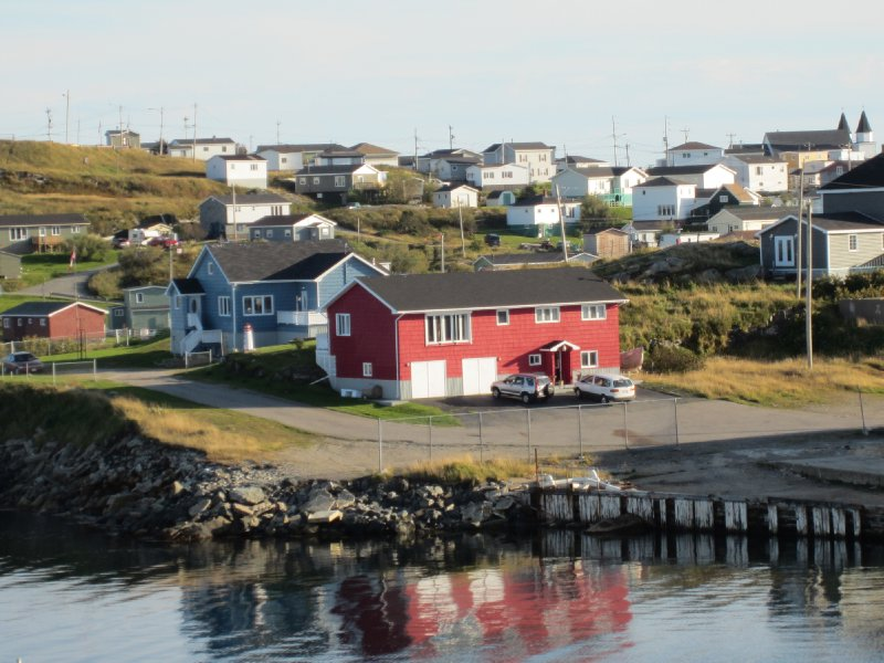 Port aux Basque harbour