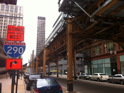 Wells Street, the Loop, Chicago