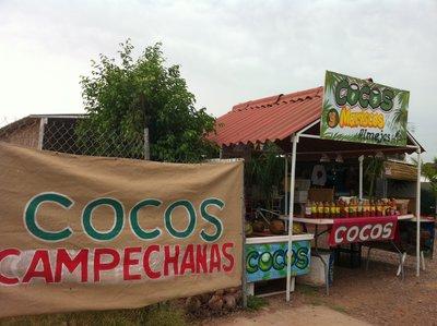 Coco's Campechanas. Bitchin' Ceviche Place