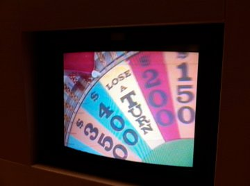 Wheel of Fortune 1978 Episode