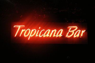 Tropicana Bar @ the Roosevelt