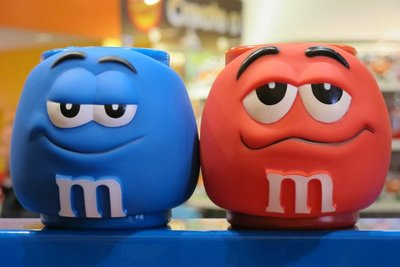 M & M travel impersonators