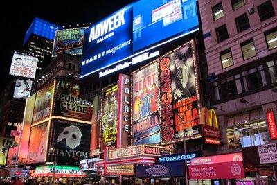 Times Square- Broadway