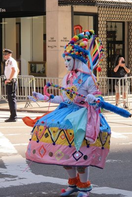 Hispanic Day Parade