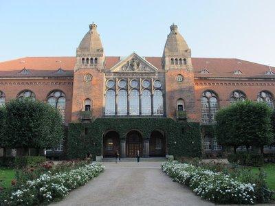 Library & Museums, Copenhagen