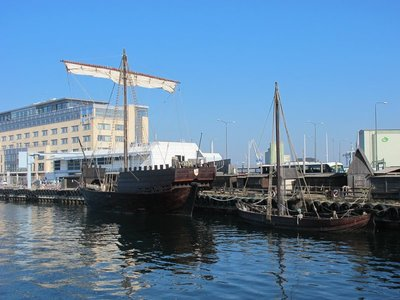 Viking ship Malmo