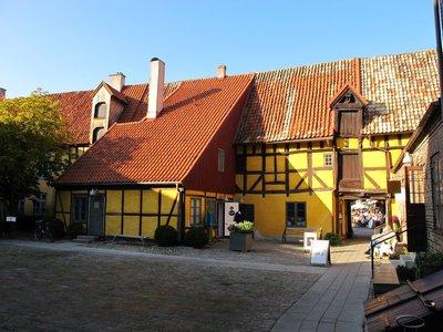 Old quarter Malmo
