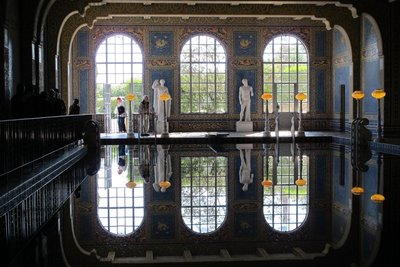 Hearst Castle-Indoor Pool
