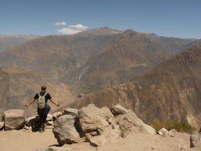 Colca Canyon, Cabanaconde, Peru