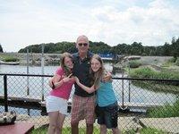 Grampy Tyler and Jodi