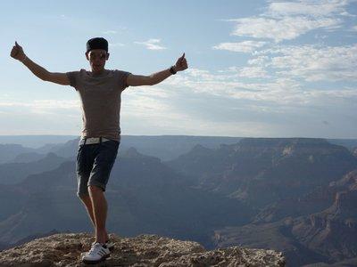Me @ Gran Canyon