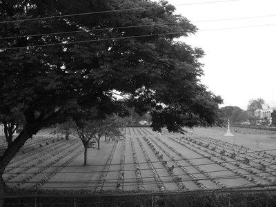 Allied War Cemetary, Kanchanaburi