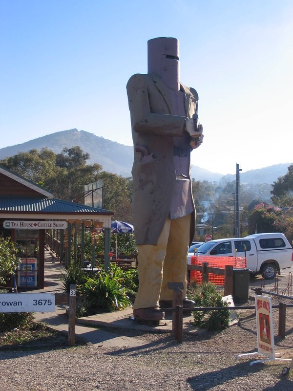 "The ""big"" Ned Kelly"